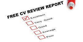 Free CV / resume review by our CV Service